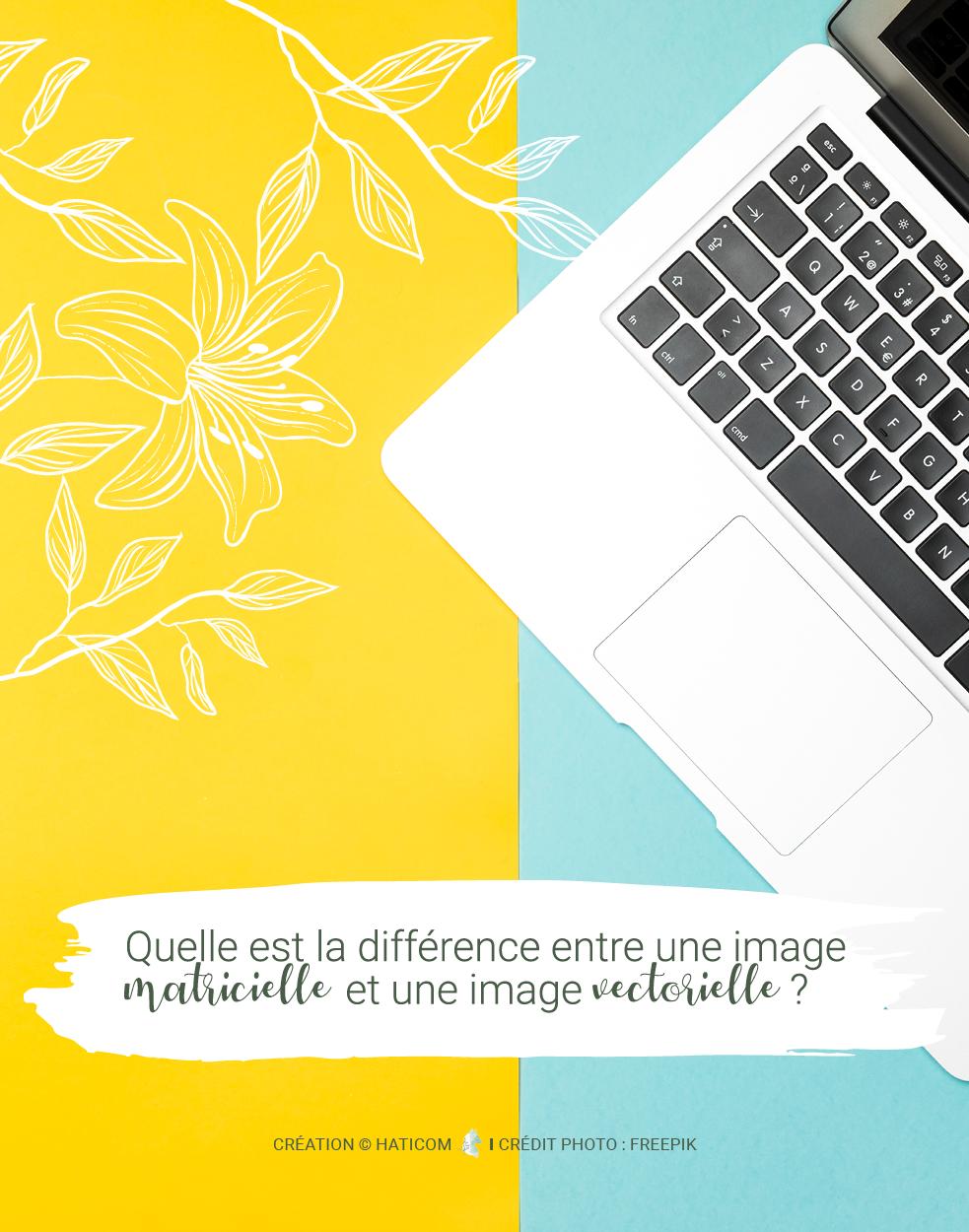 Quelle Est La Difference Entre Une Image Matricielle Et Une Image Vectorielle En 2020 Image Matricielle Image Bitmap Vectoriel