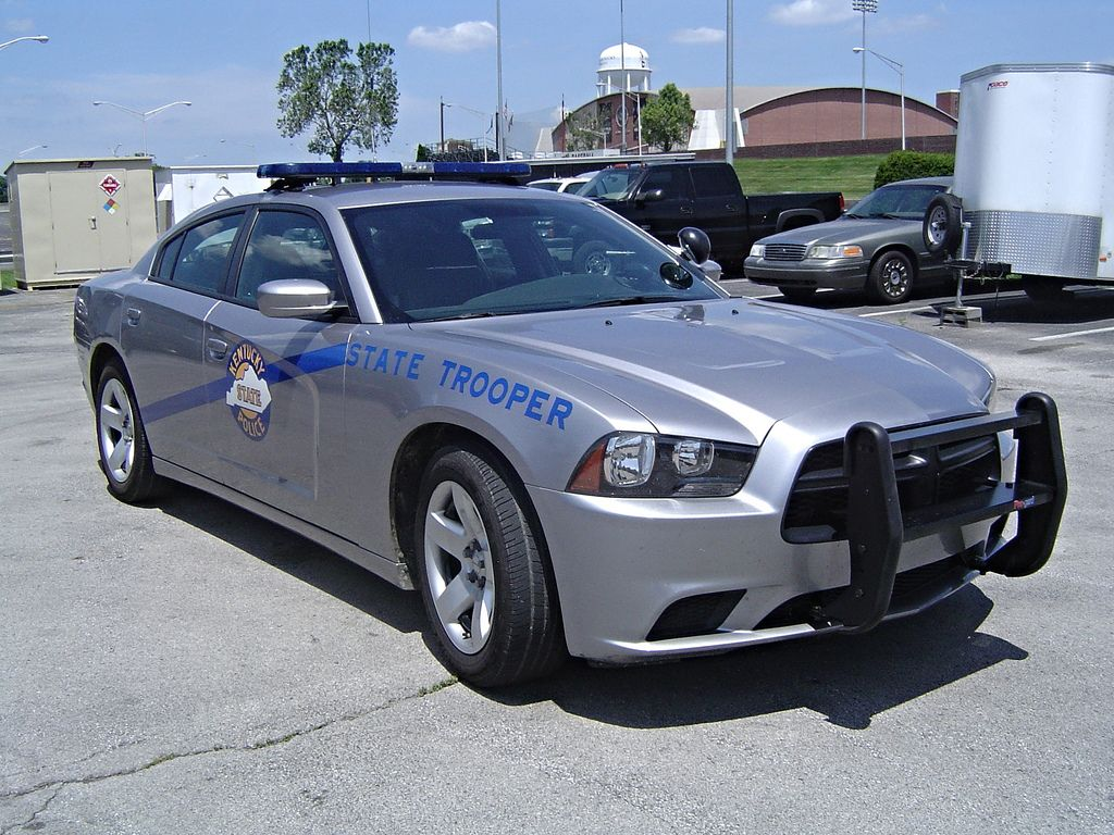 2013 Dodge Charger Pursuit Kentucky State Police KSP ...