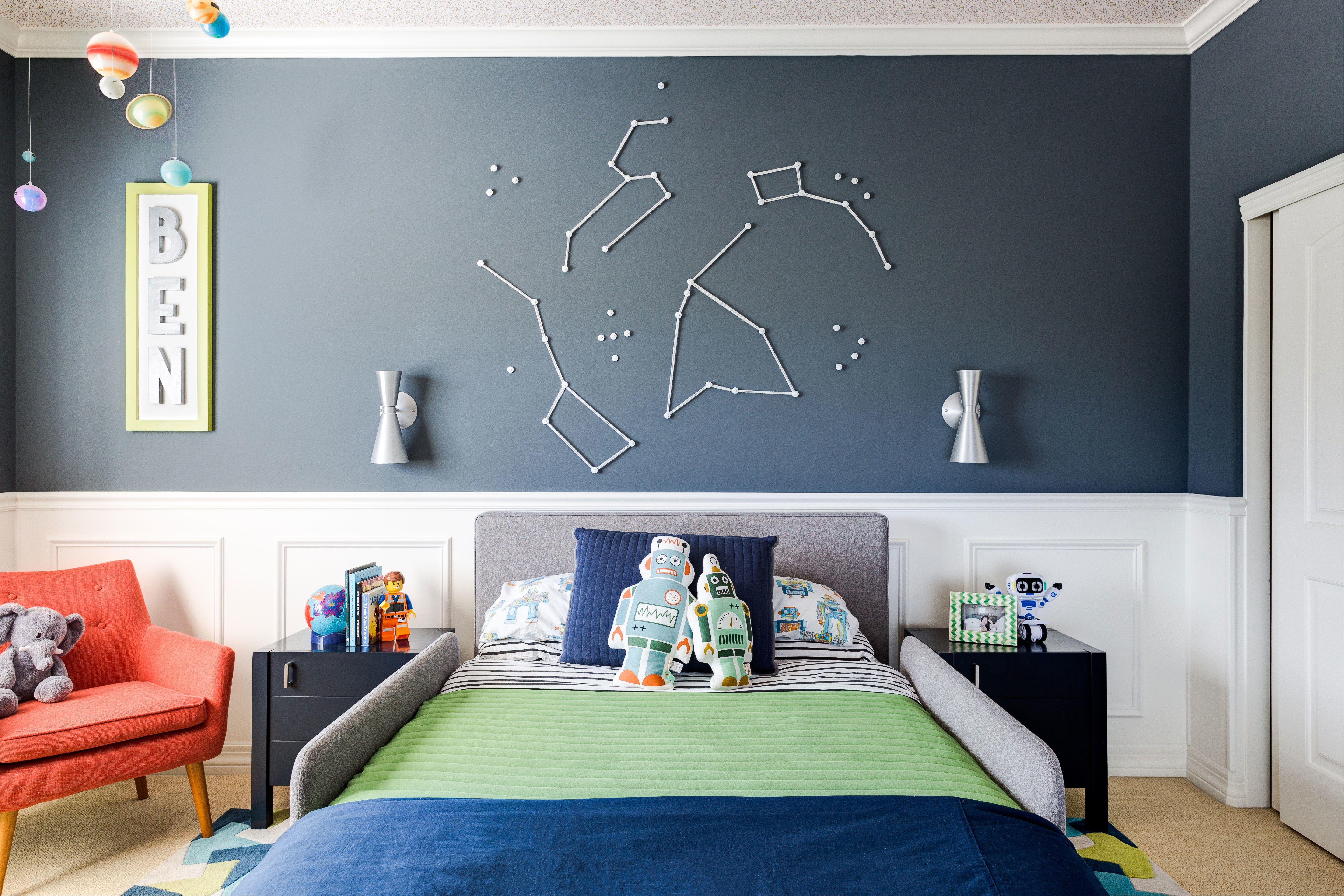 perfect bedroom wall sconces. 3 Wall Decor Ideas Perfect For Kids\u0027 Rooms Photos   Architectural Digest Bedroom Sconces R