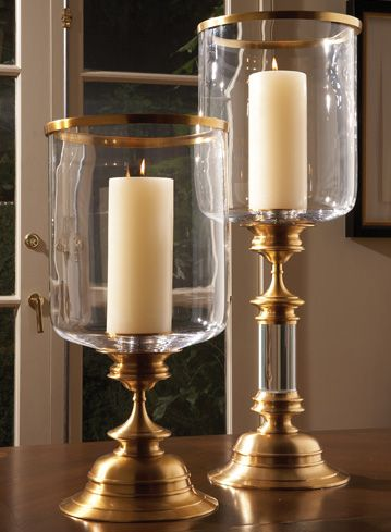 centerpieces brass and brown - Google Search