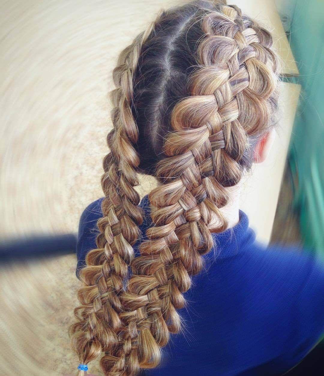 морду плетение волос разными способами фото аллергическая реакция возникает