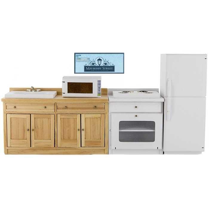 Miniature Kitchen Furniture Full Kitchen Set Kitchen Sets