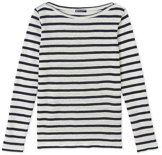 94f0313fe8561b Womens #striped #linen #T-shirt #shopstyle #affiliate ...