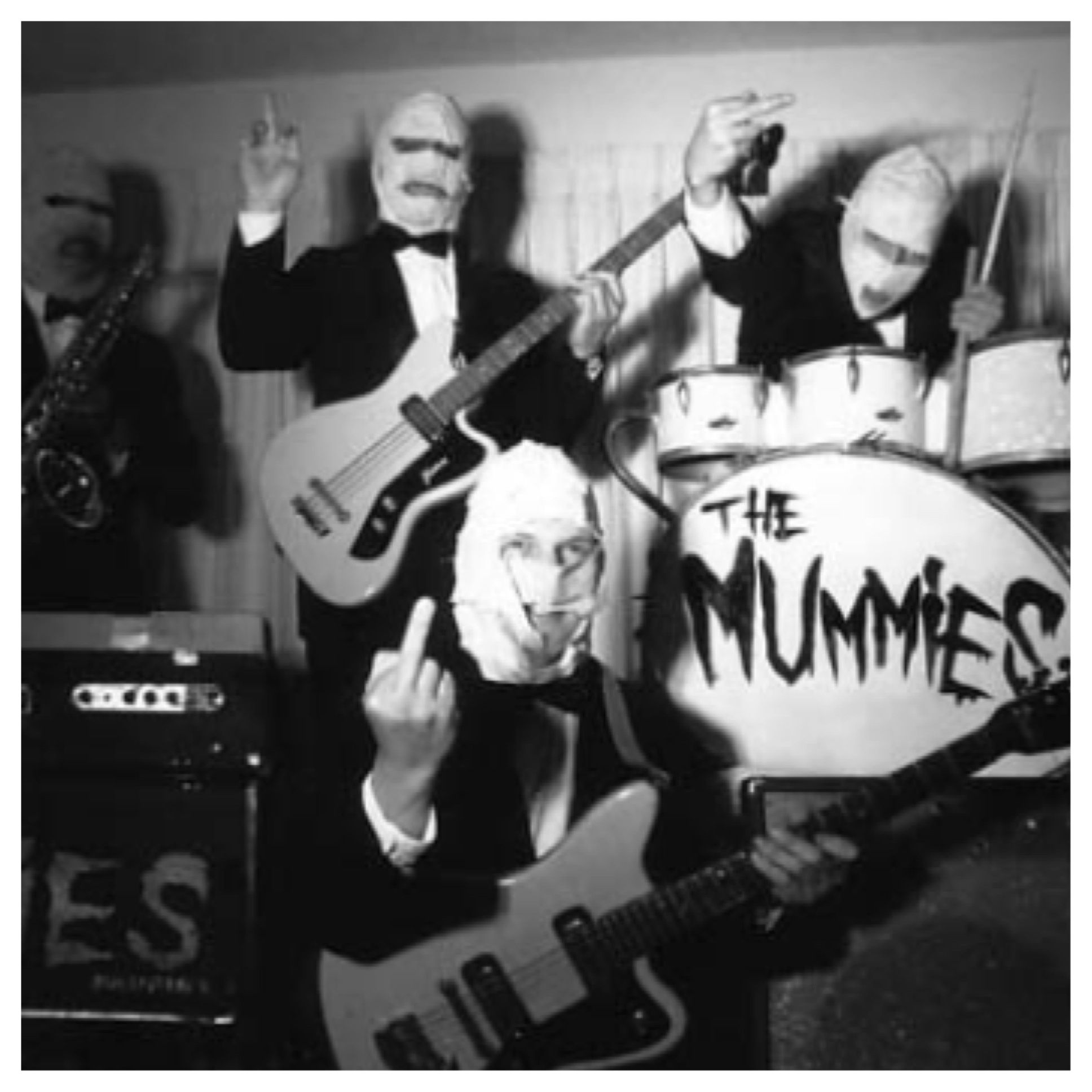 The Mummies Horror punk, Indie pop, Band pictures