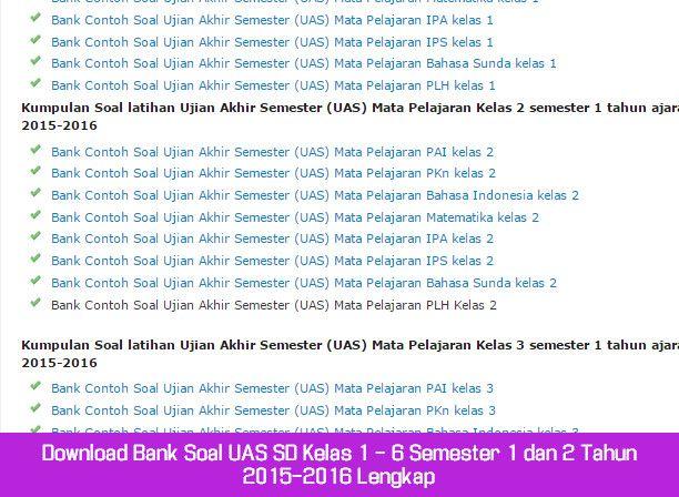 Soal Bahasa Indonesia Semster 4 Uas Ut