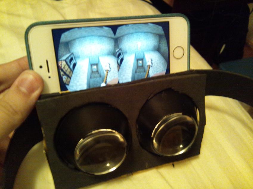 iPhone + Oculus Lenses Iphone, Lenses, Oculus