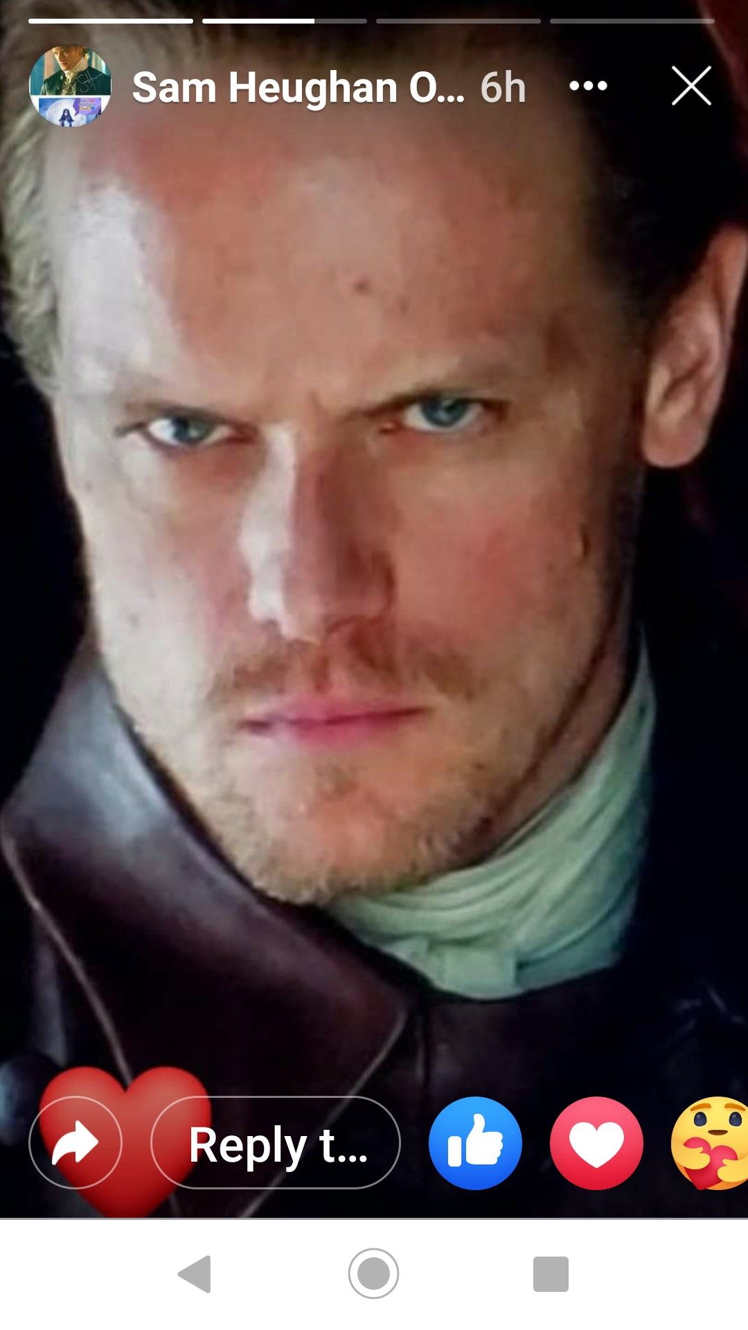 Pin by judy pakes on all new sam in 2020 sam heughan