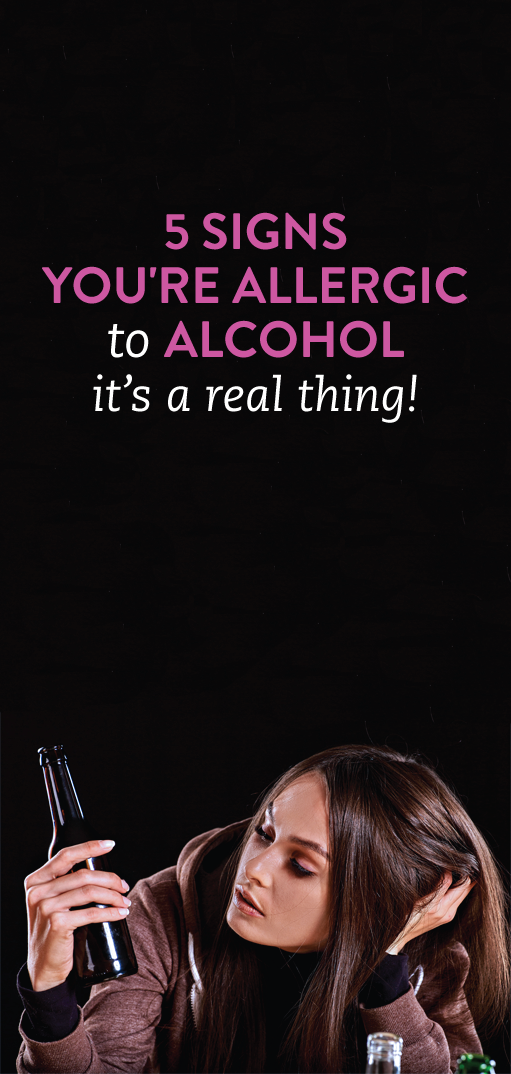 from Sawyer signs youre dating an alcoholic
