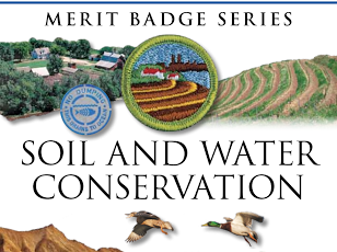 Thumbnail Preview Of A Drive Item Merit Badge Soil And Water
