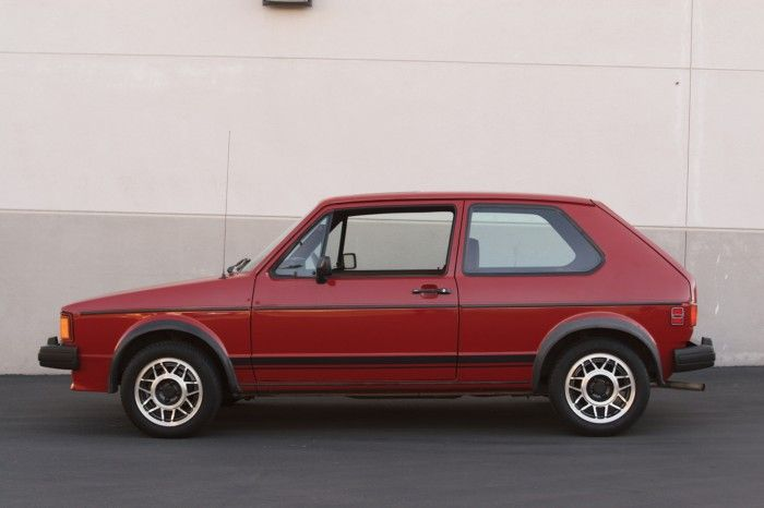 Lost Cars Of The 1980s 8211 1983 1984 Volkswagen Mark I Gti Volkswagen Volkswagen Gti Vw Cars