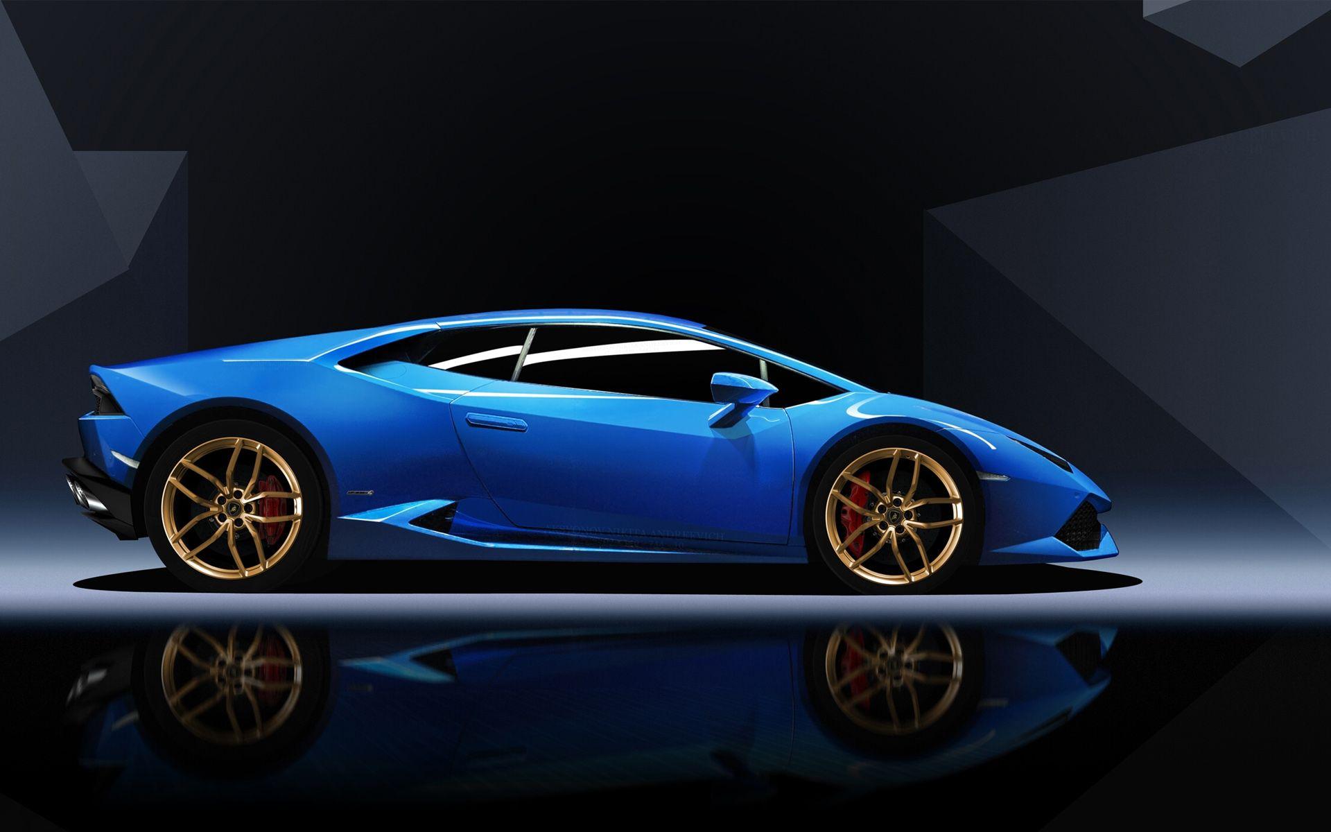 Blue Lamborghini Wallpapers Desktop Background Blue Lamborghini Lamborghini Car