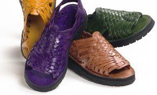 f889d39d1a32 Brand X Huaraches  The Pachuco!  )
