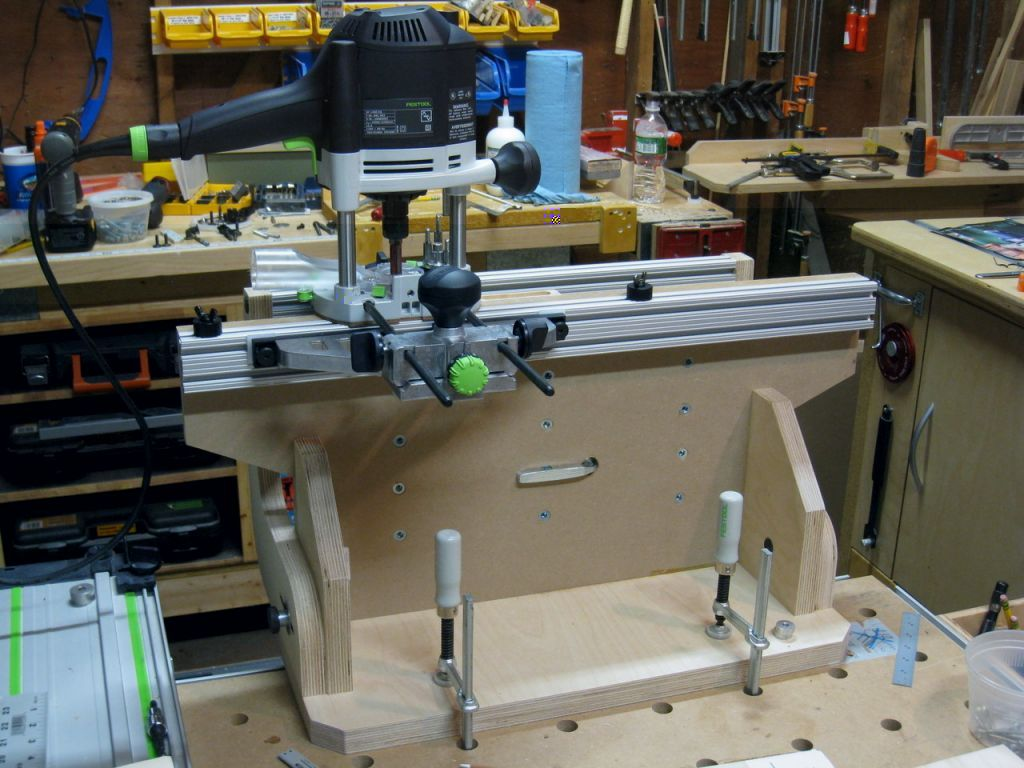 Festool Router Table Diy