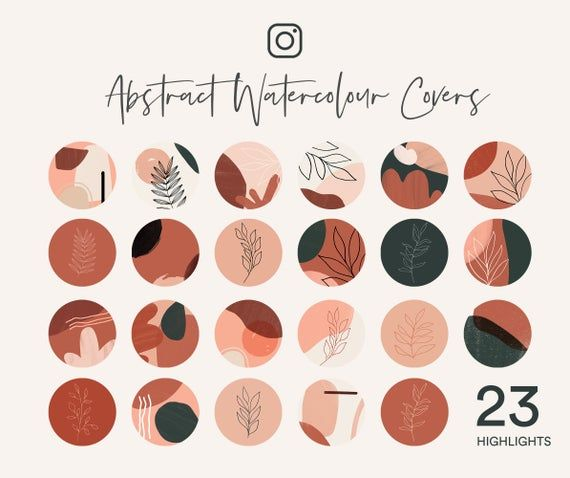 Instagram Story Highlight Icons, Abstract Art Insta Story Covers, Hand drawn Icons, Instagram, social media icons Fashion, Beauty, Lifestyle -   13 beauty Icon art ideas