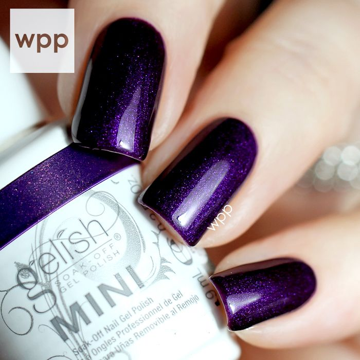 Gelish MINI The Big Chill Collection Call Me Jill Frost | Nails ...