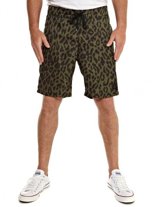 Wildlife Trunk Medium #stussy #spring13 #shorts