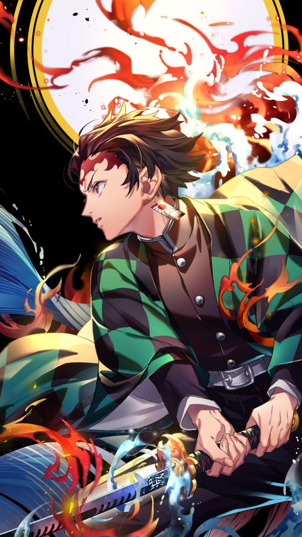 Fond D Ecran Demon Slayer En Hd Et 4k A Telecharger Gratuitement En 2020 Anime Otaku Anime Demon Slayer