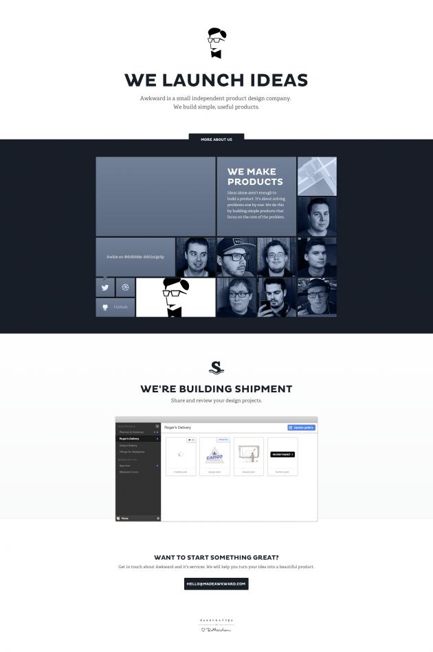 Awkward Web Design Web Development Design Web Design Gallery