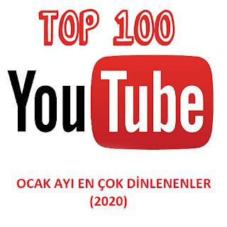 Full Album Indir 2020 Youtube Top 100 Cok Dinlenenler Sarkilar Ocak 2020 Sarkilar Youtube Album