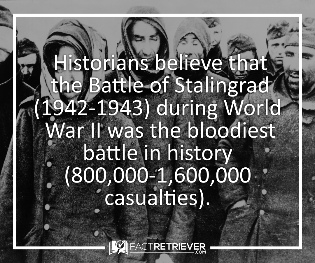 100 Interesting Facts About World War Ii