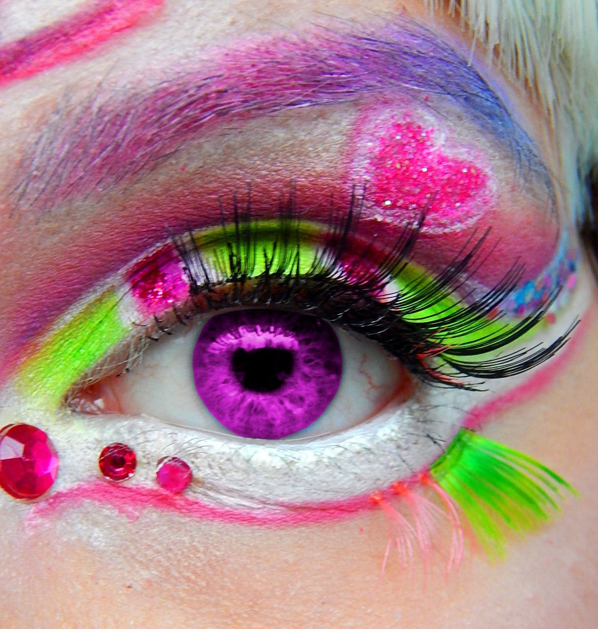 Candy Eyes by Carina Neff