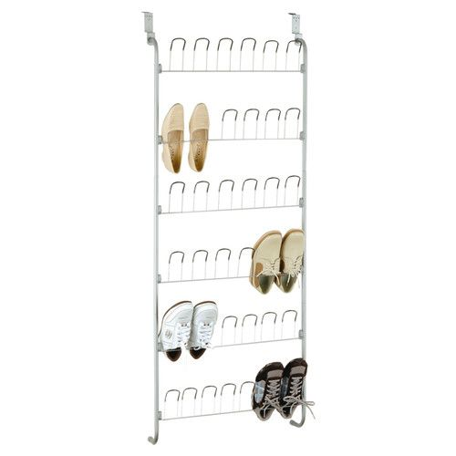 Found it at Wayfair - Overdoor Wire Shoe Rack