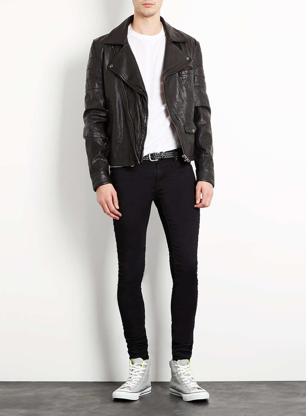 Mens leather gloves topman - Black Super Spray On Skinny Jeans Topman Europe