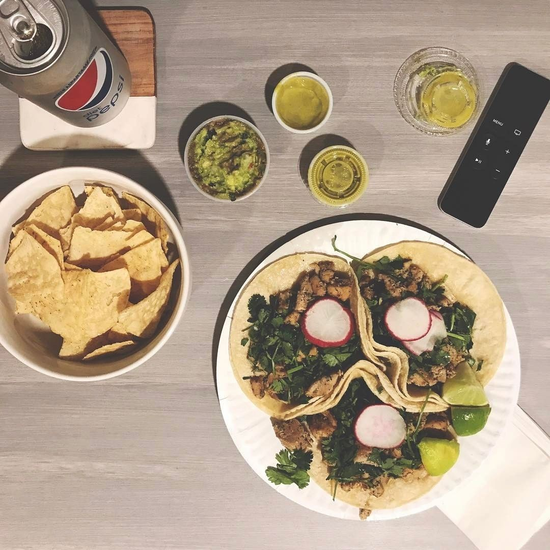 """""""Thank you #Seattle for delicious late-night tacos. 🙏🏻"""" .. credit: @onemillennialsguide . @cmonboardseattle brings the best of #Seattle together. Keep an eye on our website for more . . . ."""
