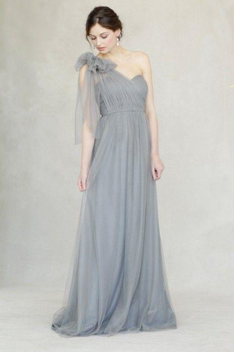edbd90fda9d Jenny Yoo ANNABELLE - Sterling Grey