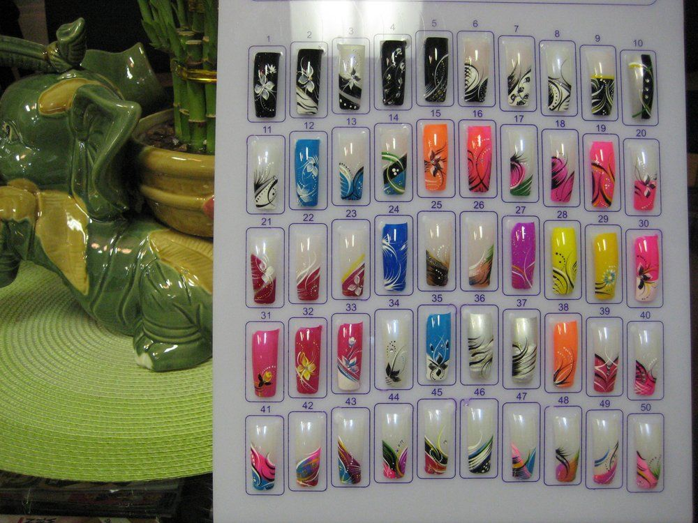 Nail salon nail art gallery nail art and nail design ideas og 1000750 nailart pinterest salon art nail salons og 1000750 salon artsalon ideasnail prinsesfo gallery prinsesfo Choice Image