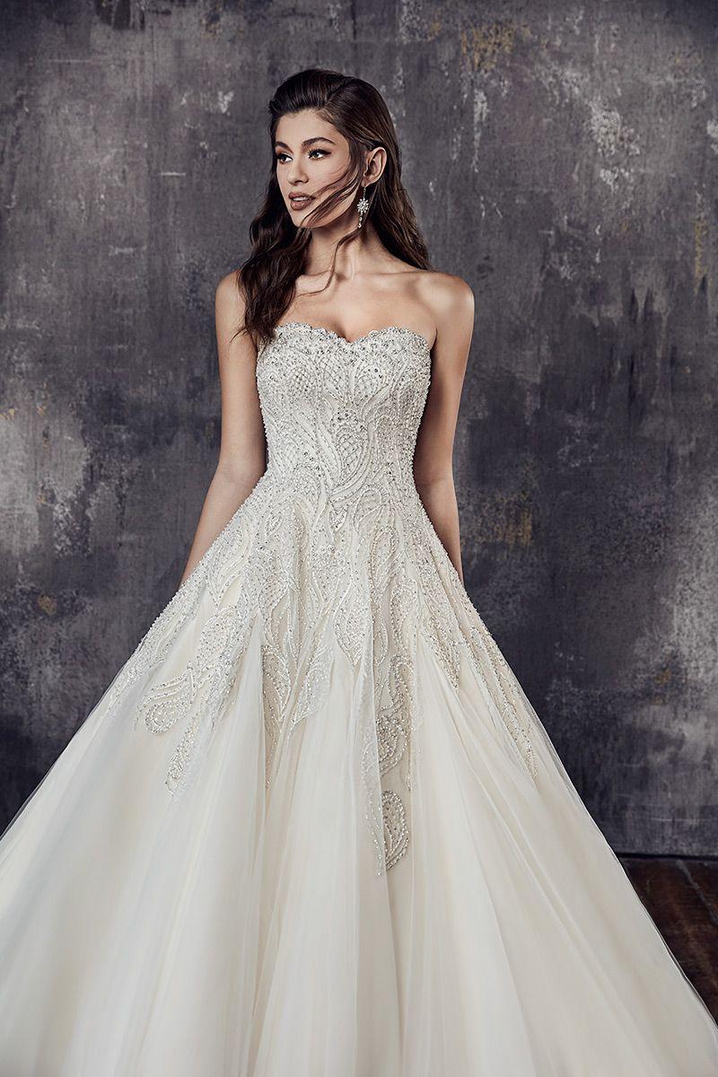 Wedding Dress Ct205 Wedding Dresses Strapless Wedding Dresses Strapless Wedding Gown