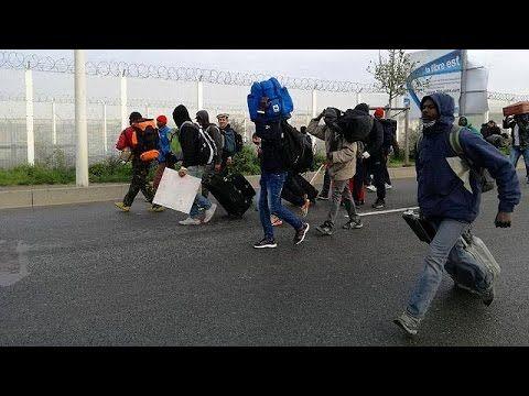 """Frankreich: Räumung des """"Dschungels von Calais"""" hat begonnen"""
