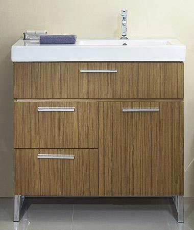 Perfect Fairmont Designs Metropolitan Vanity U0026 Sink Set  Teak :: Bath Vanity From  Home U0026 Stone