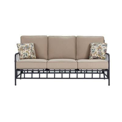 Martha Stewart Living Bryant Cove Patio Sofa Dybc S At The Home