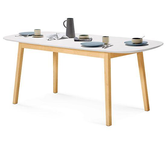 Rozsuwany stół, ok. 160205 x 90 cm Esstisch ausziehbar