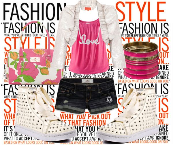 Fashion & Style, created by ahpay12 on Polyvore