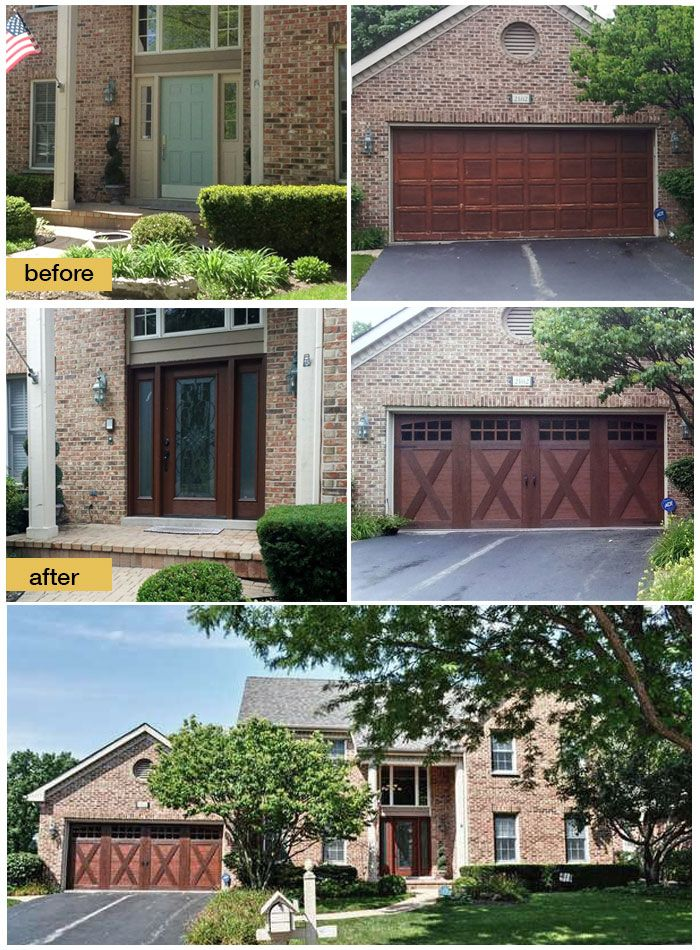 Garage Doors Residential And Commercial Clopay Door Garage Doors Garage Door Styles Carriage Style Garage Doors
