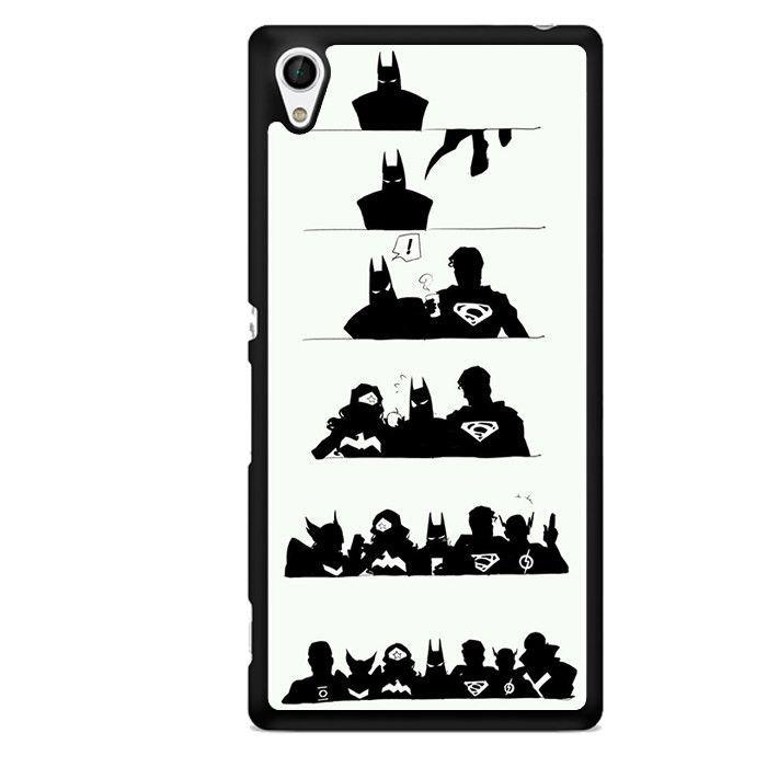 Batman Joke 2 TATUM-1476 Sony Phonecase Cover For Xperia