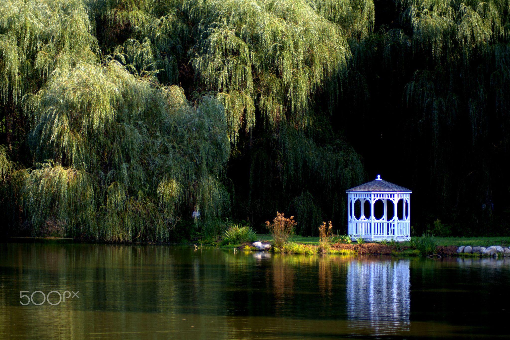 Lake Lucerne Friendship Botanic Gardens Michigan City Indiana My 500px Pinterest