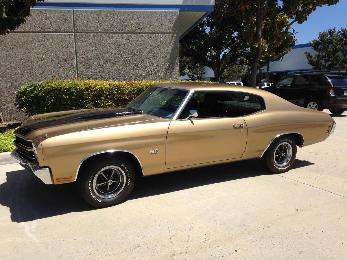 1970 Chevrolet Chevelle SS454 LS6 | Old Rides 4 | Pinterest ...