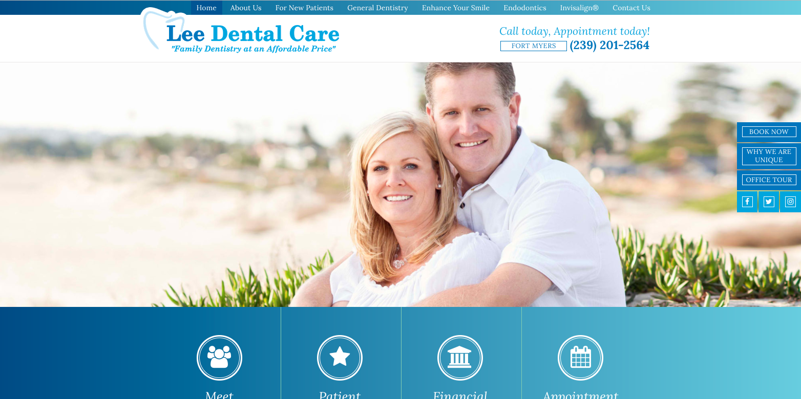 sesamewebdesign psds dental responsive topnav top