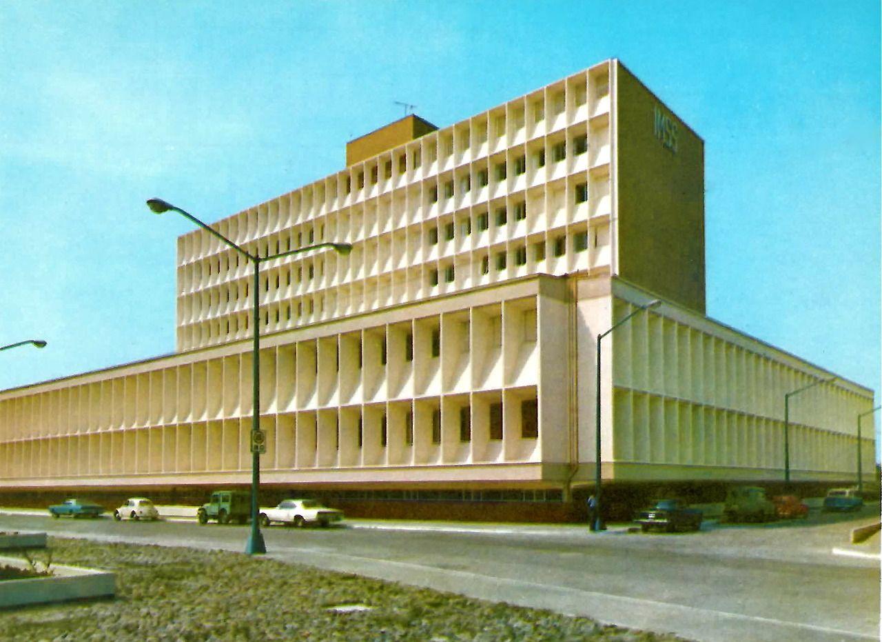 Clinica hospital del imss hoy unidad m dica de alta - Centro nacional del vidrio ...