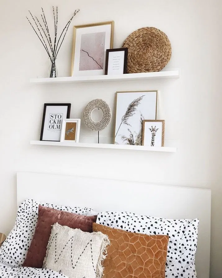 33 Creative Wall Decor Ideas To Make Up