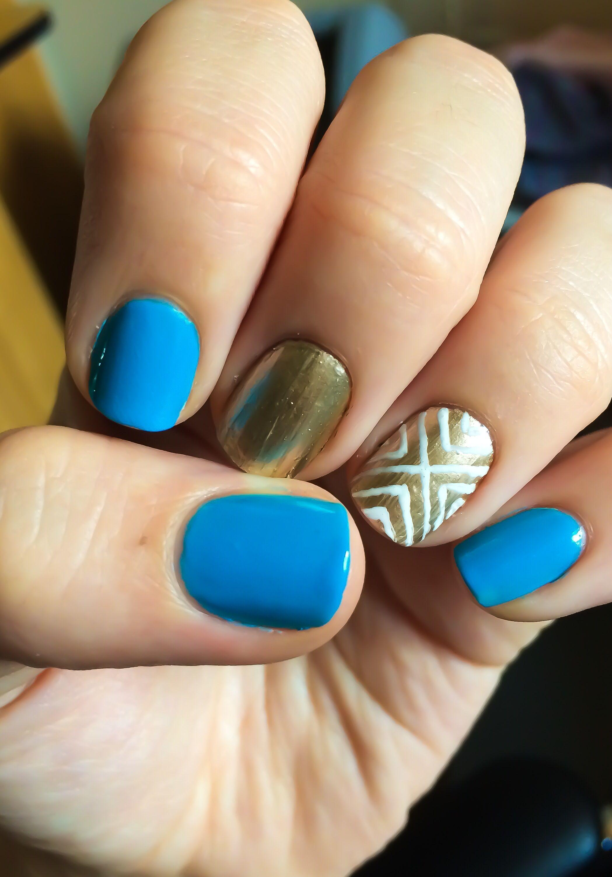 Criss Cross Nail Design Essie Nailart