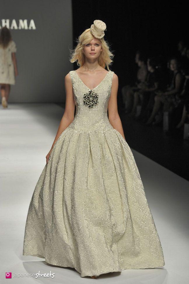 FASHION JAPAN: Ritsuko Shirahama S/S 2015 (Japan Fashion Week)