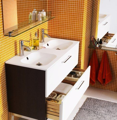 pinterest the worlds catalog of ideas - Interieur Meuble De Salle De Bain Ikea Godmorgon
