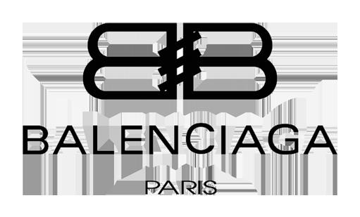 Balenciaga Transparent Logo Google Search Fashion Labels Logo Design Fashion Logo