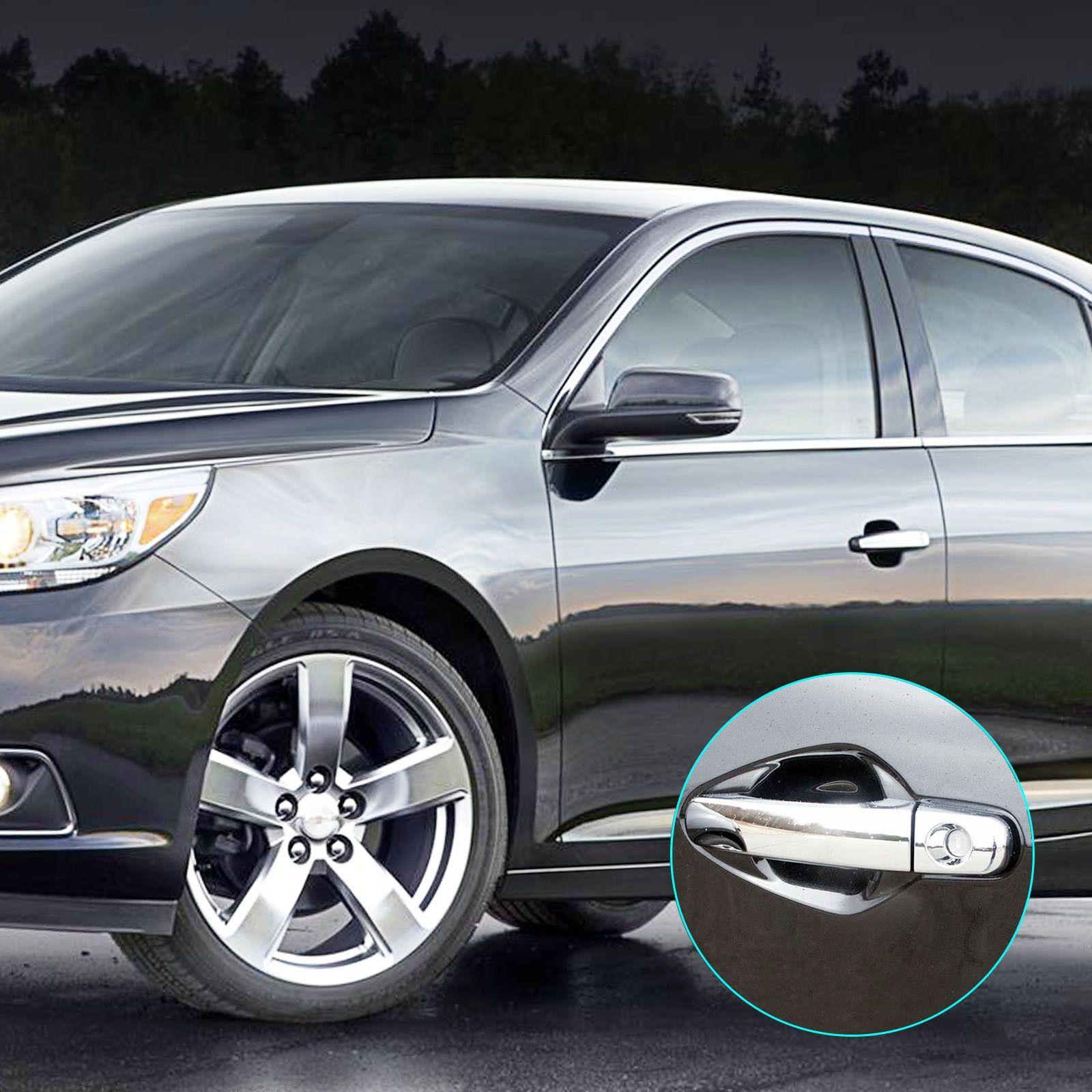 2008 2012 Chevrolet Malibu 2006 2011 Hhr Chrome Mirror Door Handle Cover Abs Chevrolet Malibu Chevrolet Traverse Chevrolet