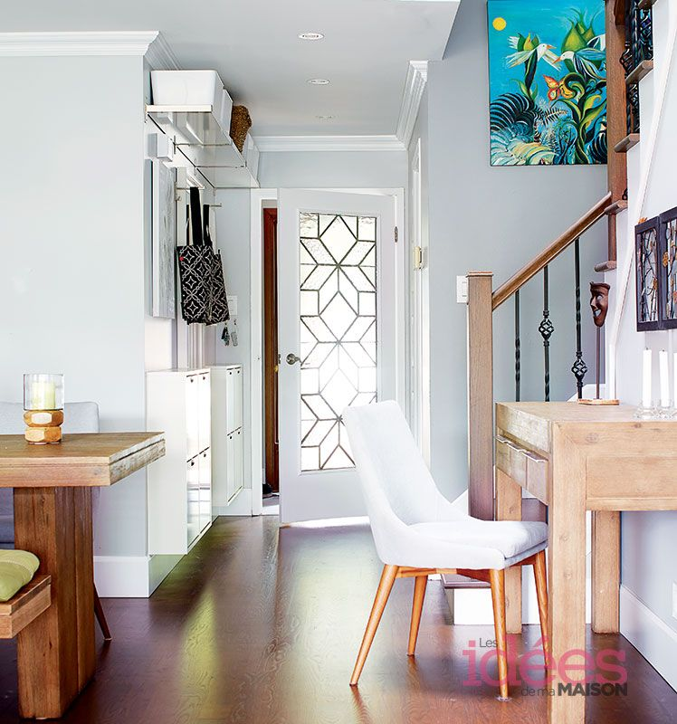 Une maison multifamiliale Photos, Deco and Entrees - deco entree de maison