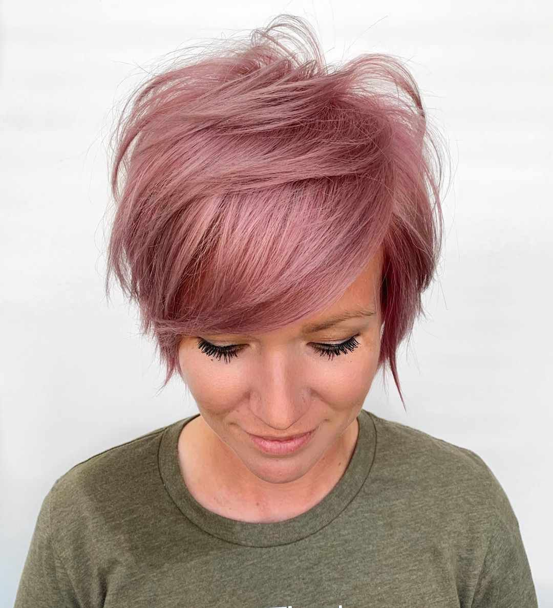 Pin by Lacey Vidal on Fashion  Short hair styles, Super short